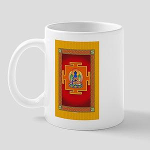 Blue Medicine Buddha Mug