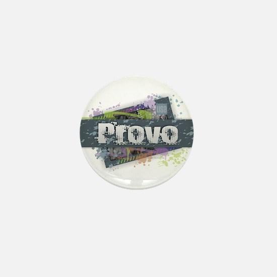 Provo Design Mini Button