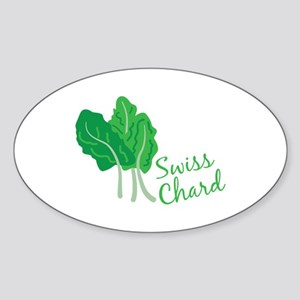 Swiss Chard Greens Sticker