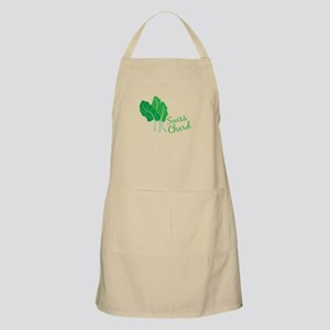 Swiss Chard Greens Apron