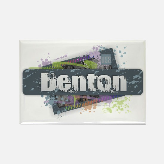 Denton Design Magnets