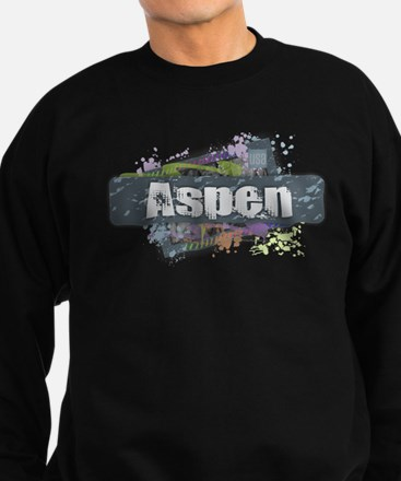 Aspen Design Sweatshirt (dark)