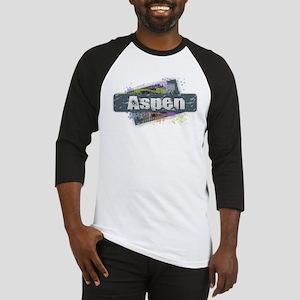 Aspen Design Baseball Jersey