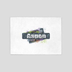 Aspen Design 5'x7'Area Rug