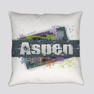 Aspen Design Everyday Pillow