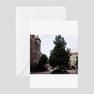 Good Morning Copenhagen Greeting Cards