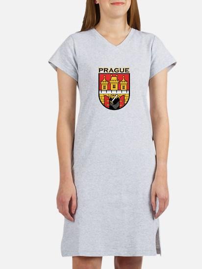 Prague Women's Nightshirt