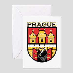 Prague Greeting Cards