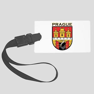 Prague Luggage Tag