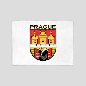 Prague 5'x7'Area Rug