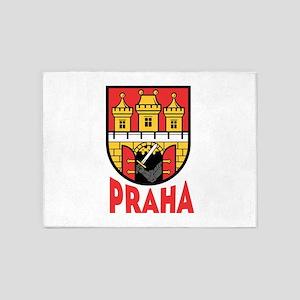 Praha 5'x7'Area Rug