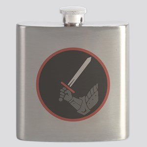 Knight Arm Flask