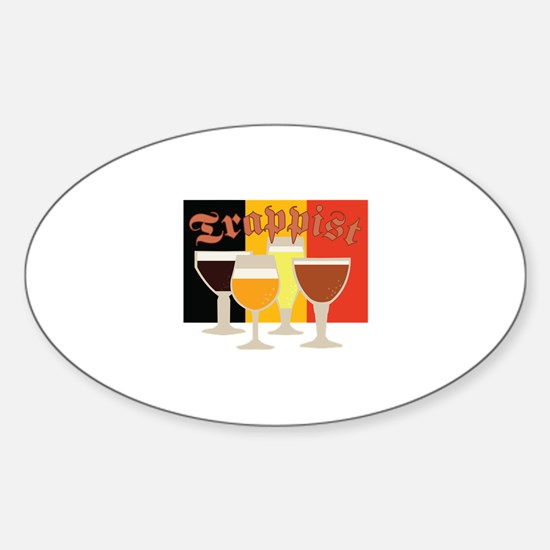 Trappist Decal