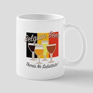 No Substitute Mugs