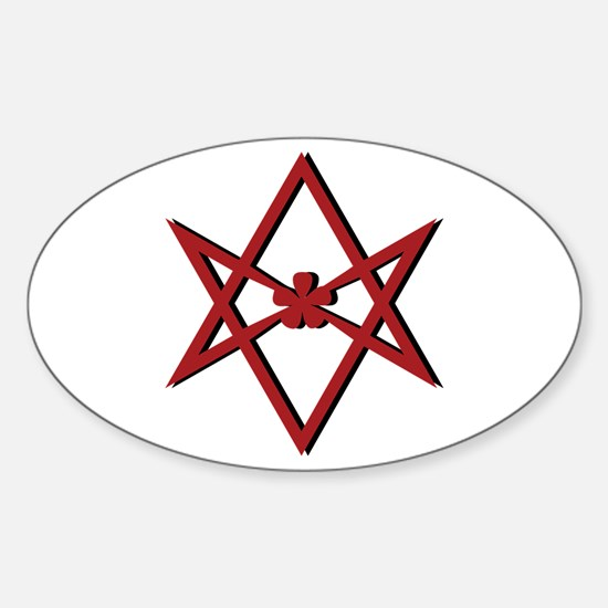 Thelema Symbol Decal