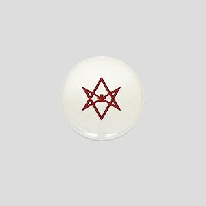 Thelema Symbol Mini Button