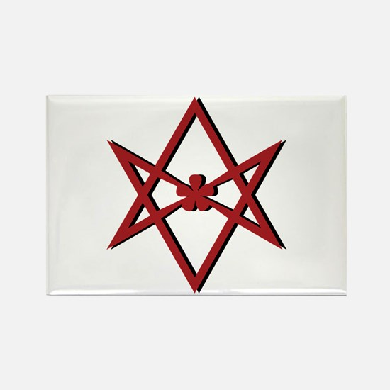 Thelema Symbol Magnets