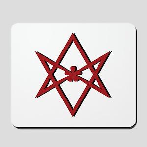 Thelema Symbol Mousepad