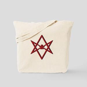 Thelema Symbol Tote Bag
