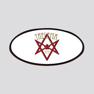 Thelema 777  Patch