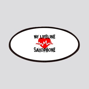 My Life Line saxophone Music Patch