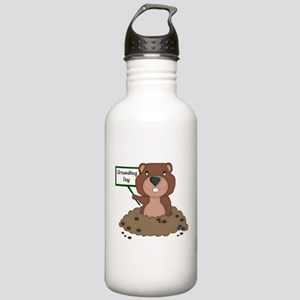 Groundhog Day Stainless Water Bottle 1.0L