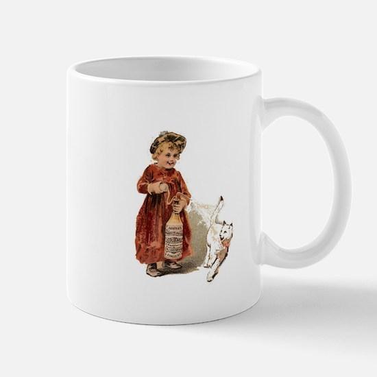 bad kitty funny Mugs
