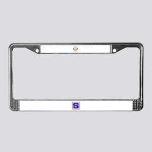 1933 This star was born License Plate Frame