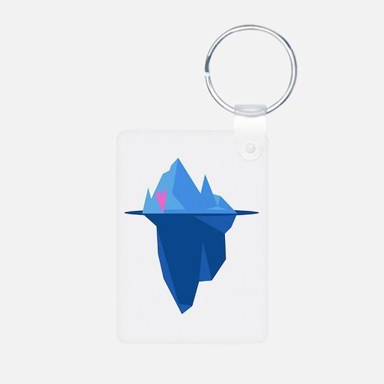 Love Iceberg Keychains