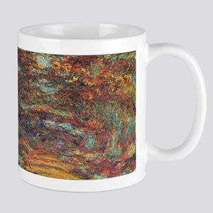 Claude Monet's The Rose Walk, Giverny, 1920-2 Mugs