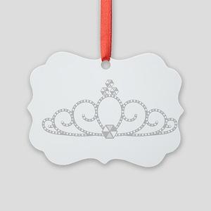 Princess Tiara Ornament