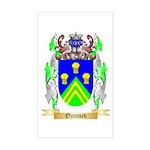 Ozintsev Sticker (Rectangle)
