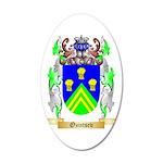 Ozintsev 35x21 Oval Wall Decal