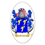 Oxley Sticker (Oval)