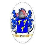 Oxley Sticker (Oval 50 pk)