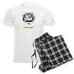 Oxhenham Men's Light Pajamas