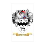 Oxhenham Sticker (Rectangle 50 pk)