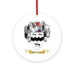 Oxhenham Round Ornament