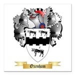 Oxenham Square Car Magnet 3