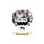 Oxenham Sticker (Rectangle 10 pk)