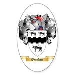 Oxenham Sticker (Oval 50 pk)