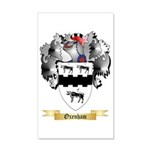 Oxenham 35x21 Wall Decal