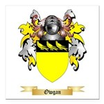 Owgan Square Car Magnet 3