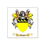 Owgan Square Sticker 3