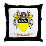 Owgan Throw Pillow