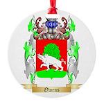 Owens Round Ornament