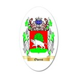 Owens 35x21 Oval Wall Decal
