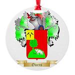 Owens (Antrim) Round Ornament