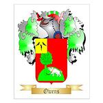 Owens (Antrim) Small Poster