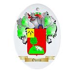Owens (Antrim) Oval Ornament